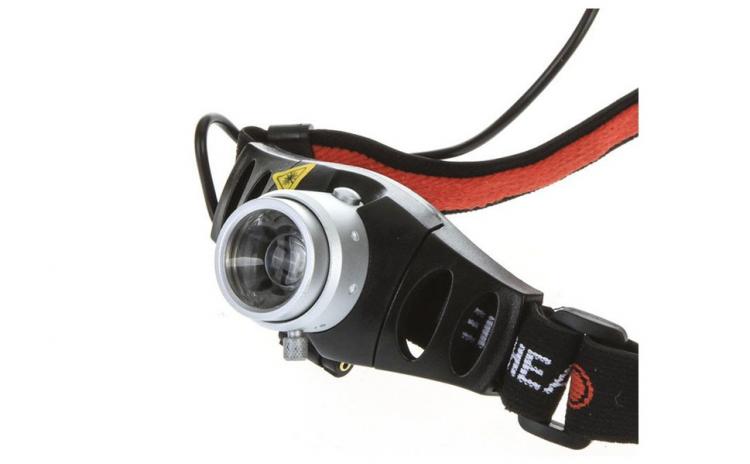 Image of Lanterna de cap LED Cree