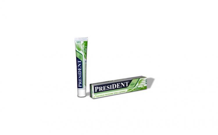 Pasta de dinti President ECO BIO