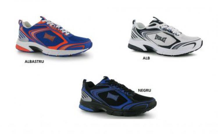 Adidasi Barbati Everlast Jog, La 239 Ron In Loc De 499 Ron