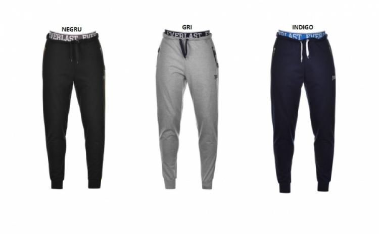 Pantaloni Pentru Barbati Everlast Jogging La Doar 129 Ron In Loc De 299 Ron
