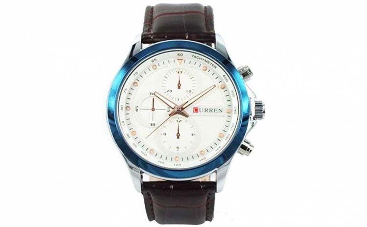 Ceas Curren Fashionable Analog M8138 Barbatesc, La Doar 99 Ron In Loc 199 Ron