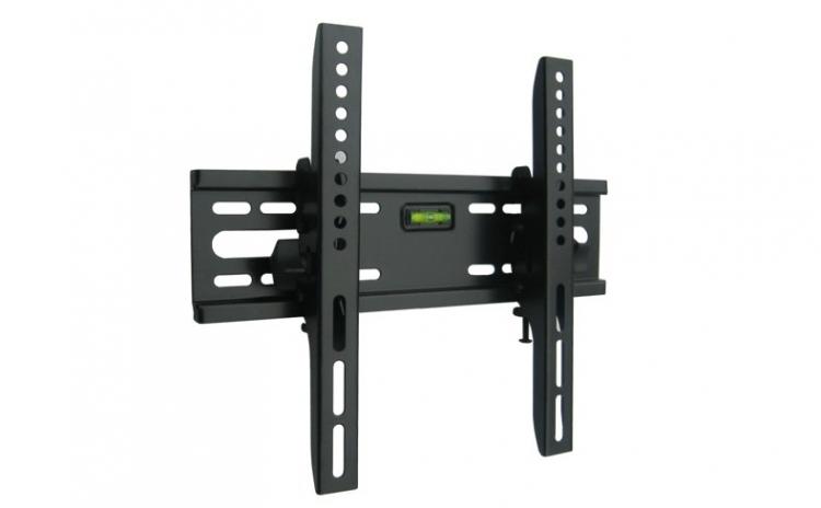 Imagine indisponibila pentru Suport universal pentru TV , fix, 14-27 inch, 75 kg, nivela cu bula de aer, la doar 89 RON in loc de 169 RON