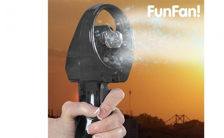 Reduceri Ventilatoare – 56 % Reducere – Pret Ventilator Pulverizator Portabil FunFan