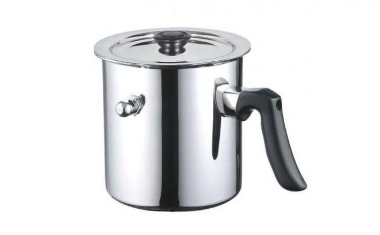 Oala Lapte Cu Capac  2.5 Litri  Grunberg Gr1517