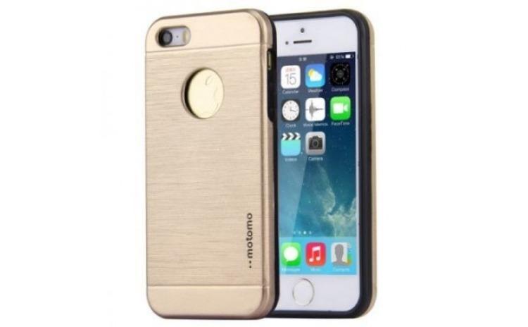 Husa Apple iPhone 7 Motomo V5 Auriu