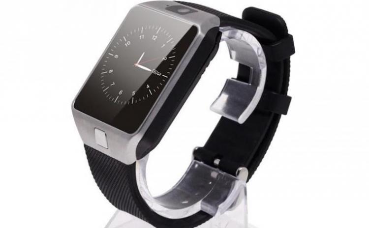 SmartWatch S Black 2 in 1