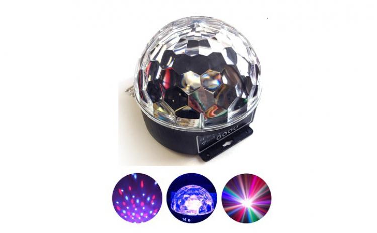 Proiector Led Magic Balll Light Disco
