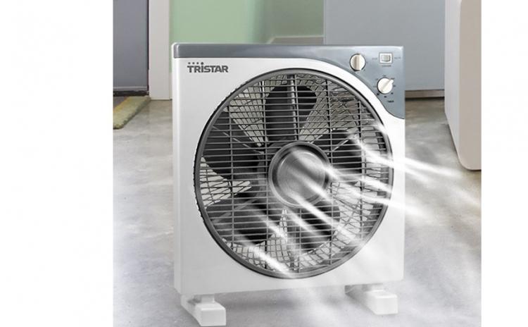 Reduceri Ventilatoare – 50 % Reducere – Pret Ventilator Portabil Tristar