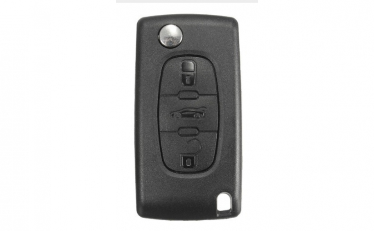 Carcasa cheie Peugeot, Citroen