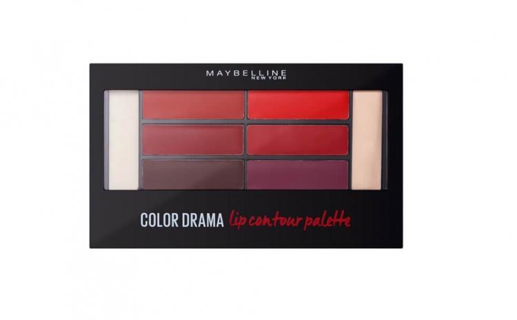 Paleta ruj Maybelline Crimson Vixen