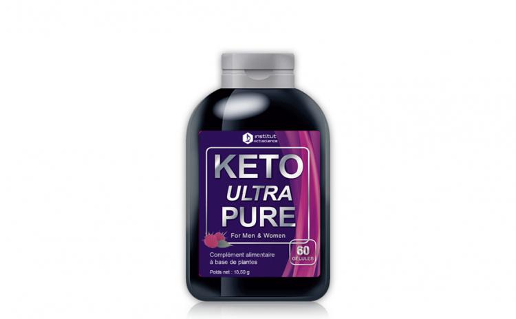Keto Ultra Pure – capsule pentru slabit