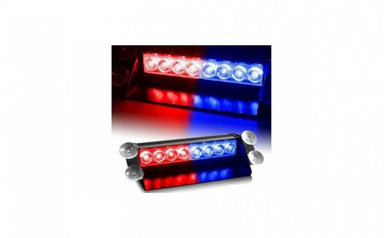 Lampa Stroboscop LED auto