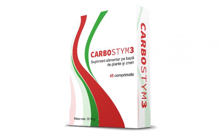 Carbostym3 – capsule pentru slabit