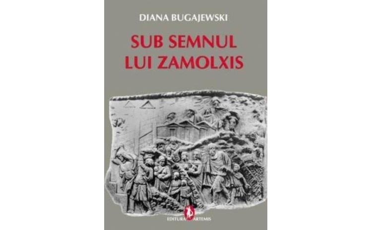 Sub semnul lui Zamolxis, autor Diana