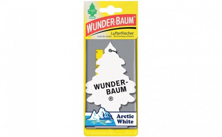 Odorizant auto arctic white, Wunder-Baum