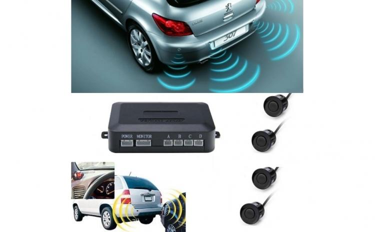 Senzori parcare cu avertizare sonora