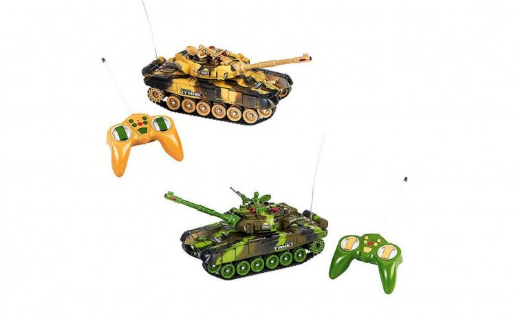 Set 2 Tancuri De Jucarie