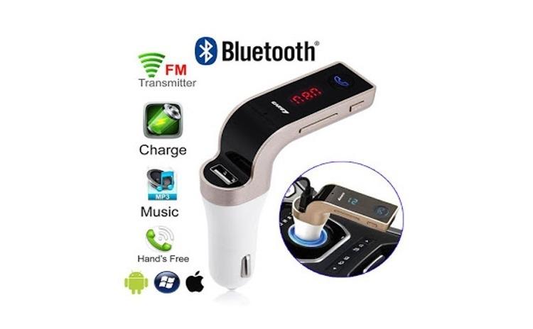 Modulator FM Bluetooth MP3 Player