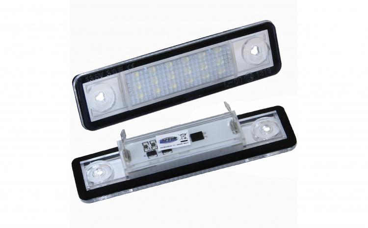 Lampi numar LED Opel Astra F, G Caravan