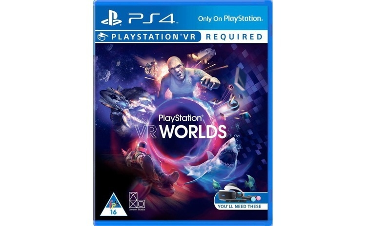 Imagine indisponibila pentru Joc Vr Worlds Pentru Sony Playstation 4