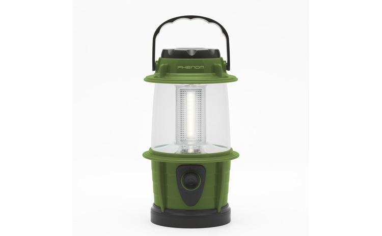 Lampa camping cu LED  cu intensitate