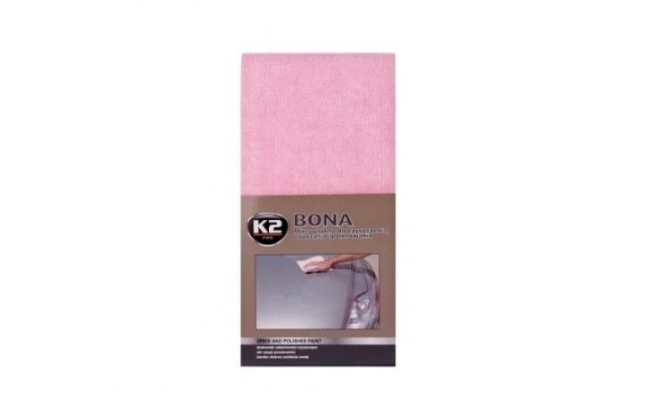 Laveta polish roz 40x40 cm, bona L430