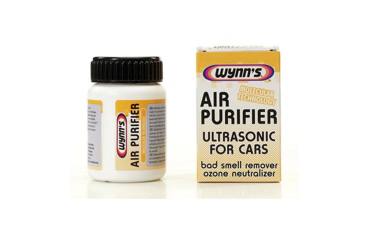 Air purifier-spray molecular pentru