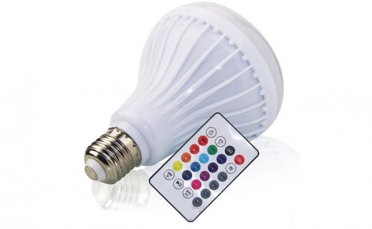 Boxa Wireless Tip Bec cu Bluetooth LED