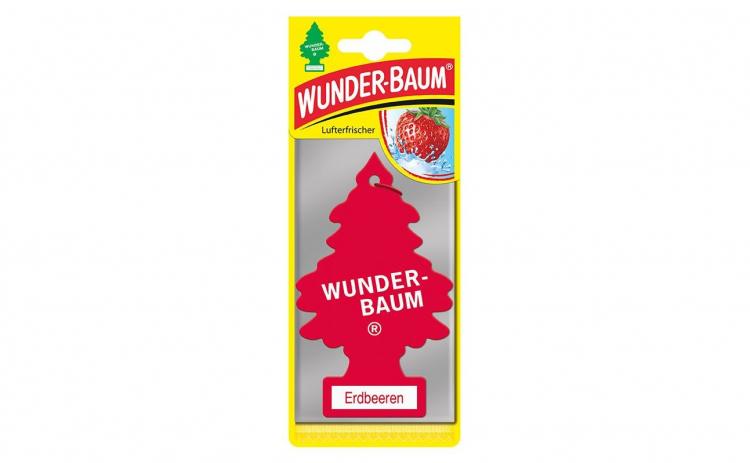 Odorizant auto capsuni, Wunder-Baum
