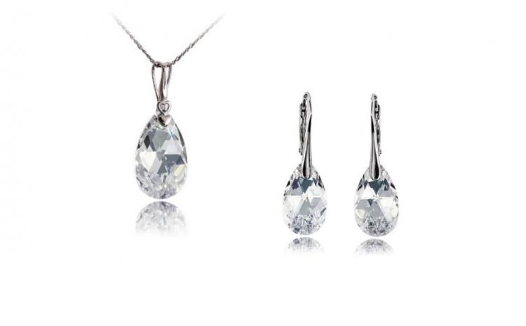 Set Armonia Argint925 Diamond