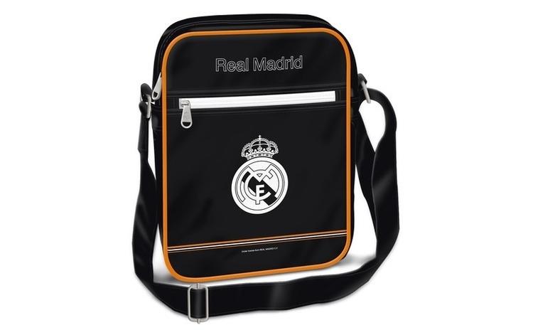 Geanta de Umar FC Real Madrid negru