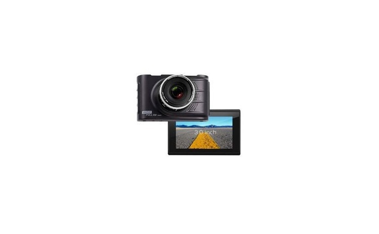 Camera auto DVR FullHD, Novatek T612