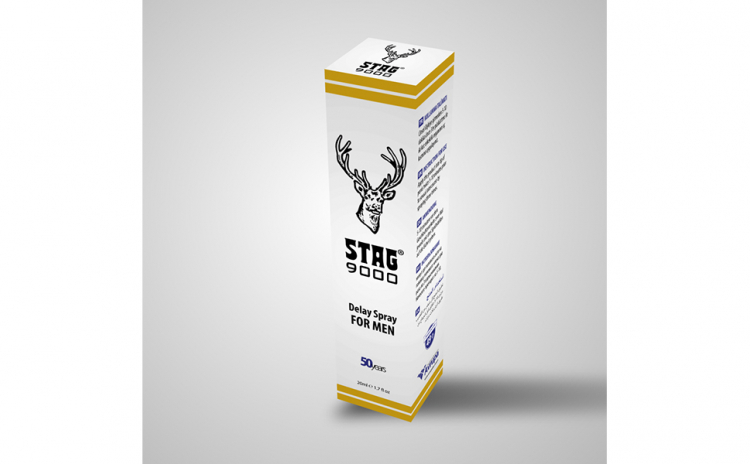 Spray pentru barbati STAG 9000