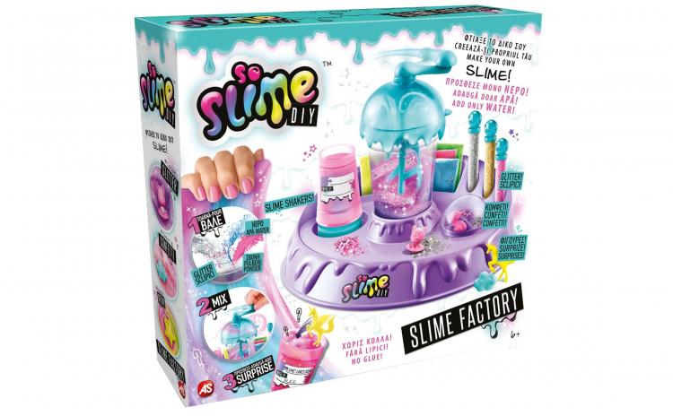 Laborator de Slime pentru copii