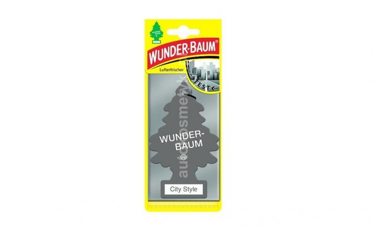 Odorizant auto city style, Wunder-Baum