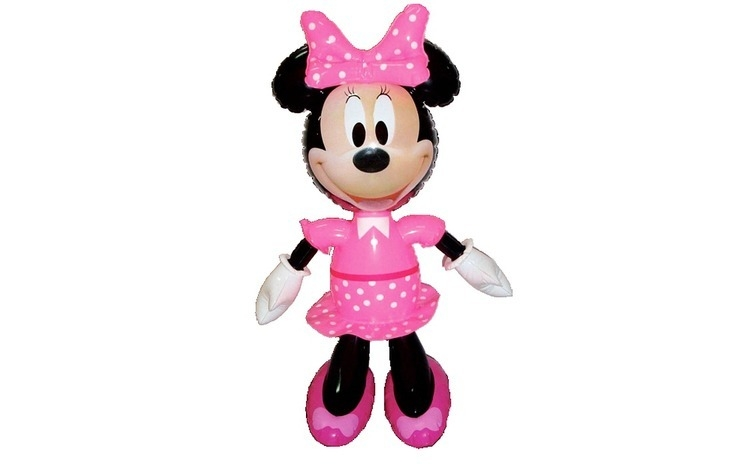 Minnie gomflabil 49 cm