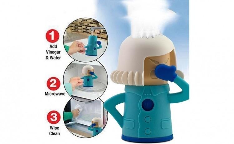 Odorizant pentru frigider - cu umplere - din materiale non-toxice