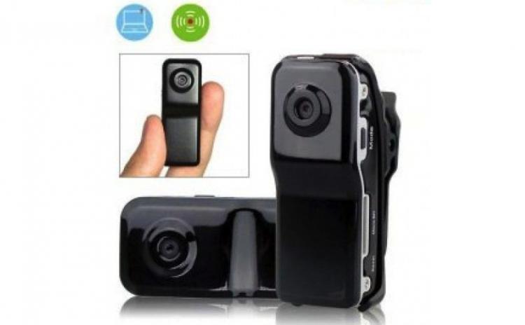 Cea Mai Mica Camera Video Mini Dv Cu Acumulator, La Doar 119 Ron In Loc De 269 Ron, Garantie 12 Luni