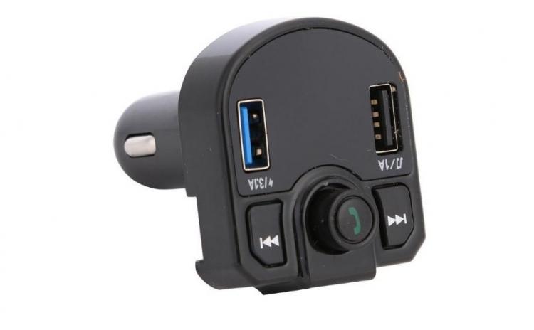 Modulator mp3 bluetooth m9 12 v
