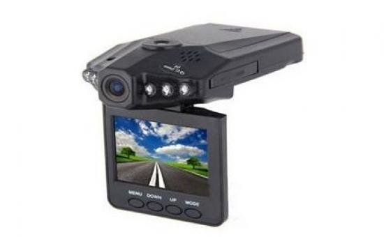 Camera video auto pentru parcare