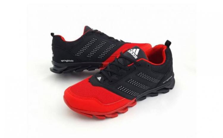 Adidasi Sport Rosu-Negru