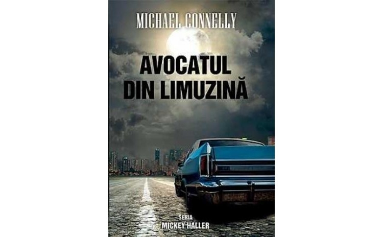 Avocatul din limuzina , autor Michael