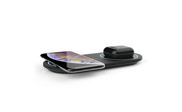 Incarcator wireless halber® DualCharge