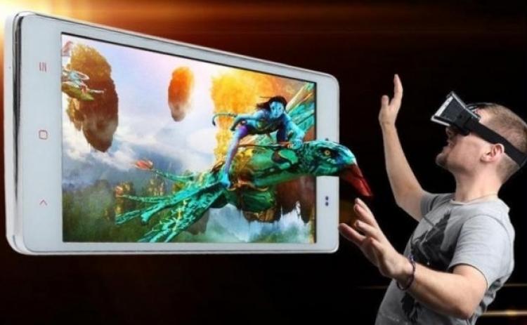 Imagine indisponibila pentru Ochelari VR 3D Realitate Virtuala 360 grade, la doar 39 RON in loc de 159 RON