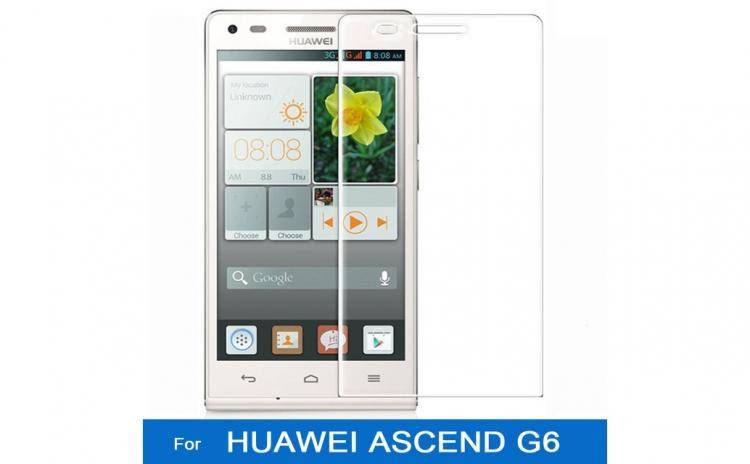 Folie sticla securizata Huawei G6