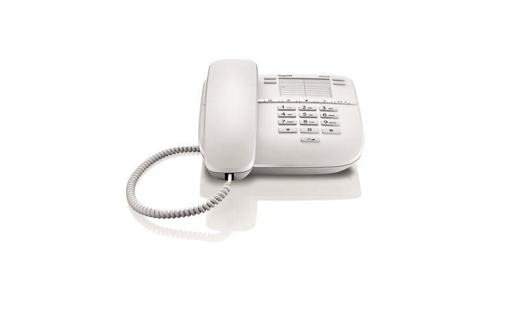 Telefon fix analogic Gigaset DA310 alb
