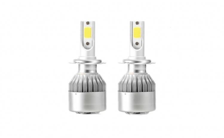 Set 2 x Lampa LED, C6 H3, 36W/LED
