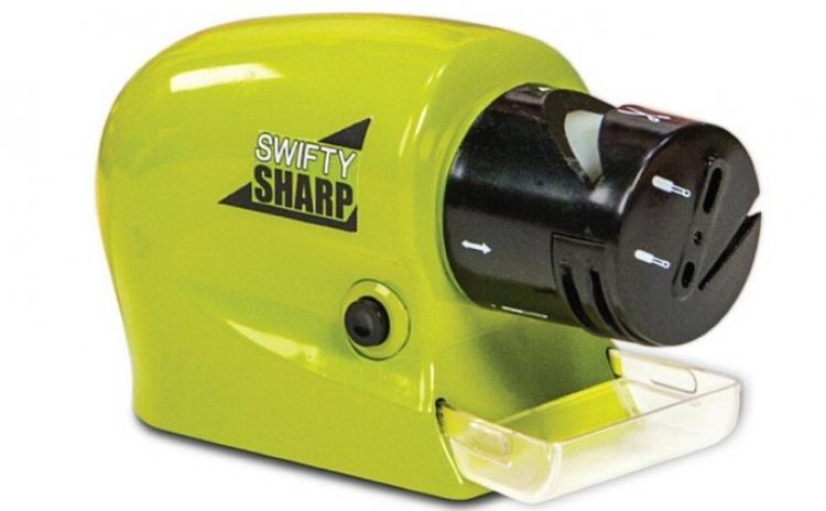 Dispozitiv electric de ascutit cutite si foarfece + Aparat de facut sarmale, la doar 55 RON in loc de 90 RON