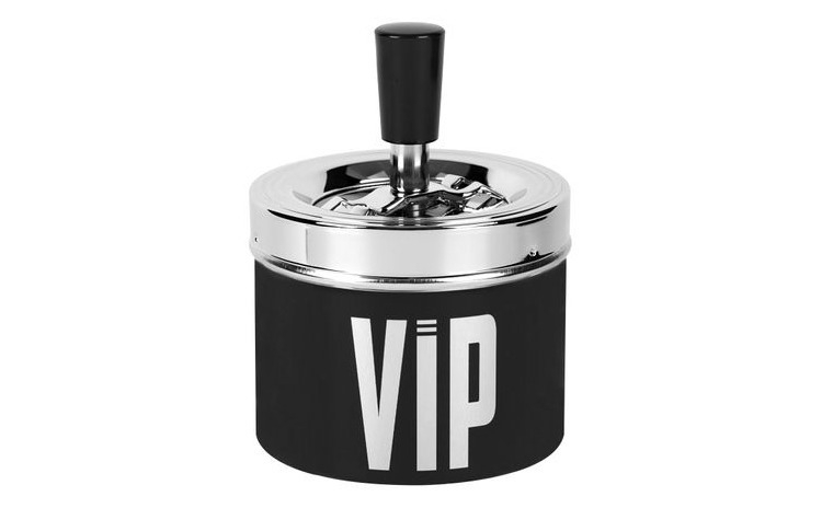 Scrumiera metalica antivant VIP