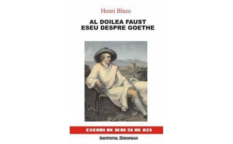 Al doilea Faust, autor  Henri Blaze